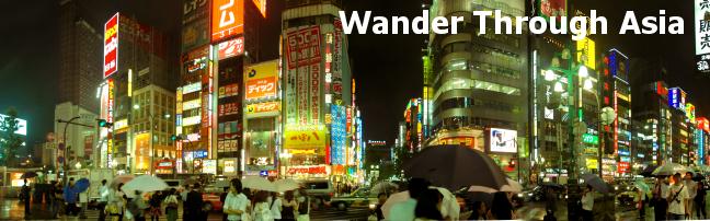 Wander Through Asia
