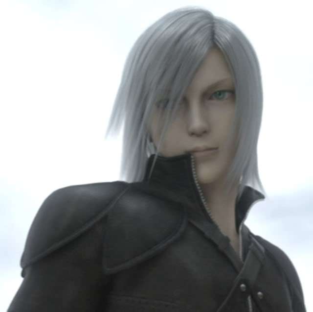 Final Fantasy Hairstyle. Honestly, the FF hairstyle is