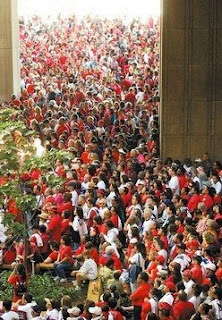 Thousands of red-shirted anti-gay Christian activists jammed Hawaii's ...