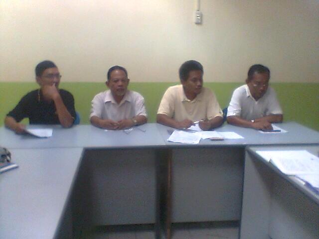 Parents Teachers Association Meeting May 2010