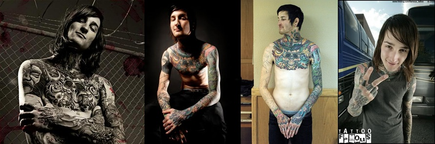 What is Mitch Lucker's wife's name? Jolie Lucker. oh damn i love his tattoo