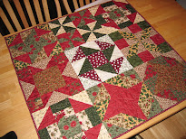 Christmas Sampler Tablecloth