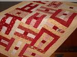 H Block Quilt