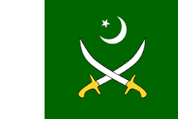 PAKISTAN ARMY ENSIGN