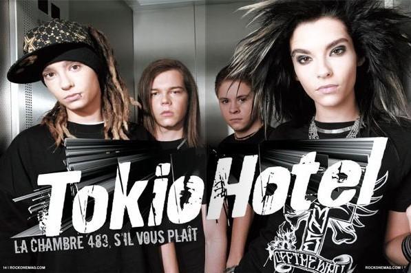 Tokio Hotel FanFic Fantasy