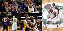 NBA mini movie Celtics - Lakers # 4