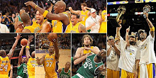Final NBA 2010. Partido 7 mini movie