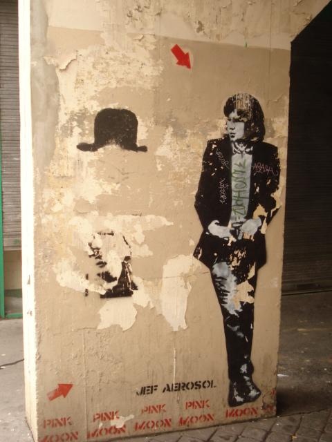 S1ree1\'s Ar1s: Paris, Latin quarter 2: Jim Morrison I
