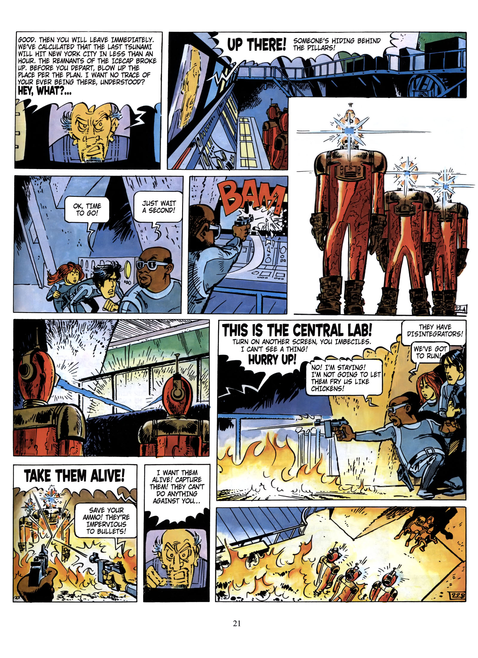 Valerian and Laureline #1 #23 - English 22