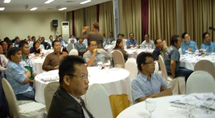Workshop Strategi Promosi yang Kreatif di Hotel Atlet Century Park Jakarta
