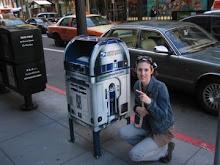 Sarah, and ... R2?
