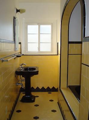 San pedro daily photo original tile for 1930 bathroom design ideas