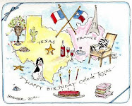 Happy Birthday Cote de Texas!