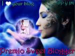 Premio Sweet Blogger 25/03/2010