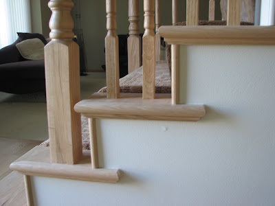 Absolute Finishing Home & Basement 2007: Stair Remodel