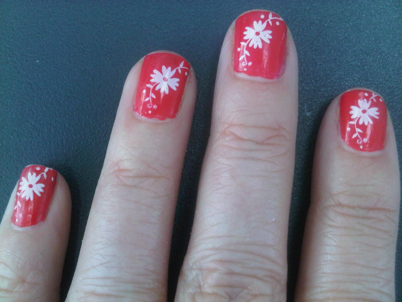 Nail art designs ideas tutorial step by step images christmas nail art designs ideas tutorial step by step images christmas flowers pictures 2015 publicscrutiny Gallery