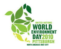 GA/GI to Support World Environment Day June 5, 2010 in  Pittsburgh