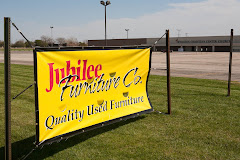 Yay for Jubilee Furniture!