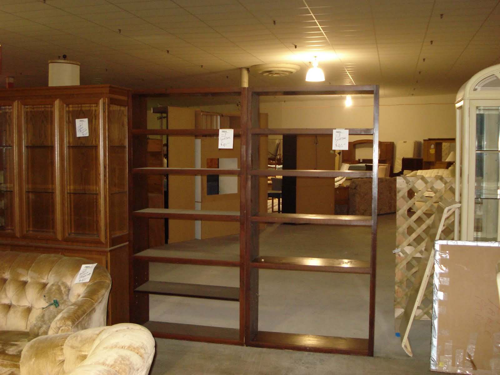 Open back bookcase room divider submited images - Open bookcase room divider ...