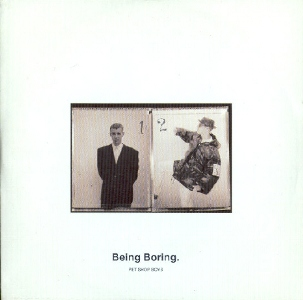 Pet Shop Boys Being Boring single