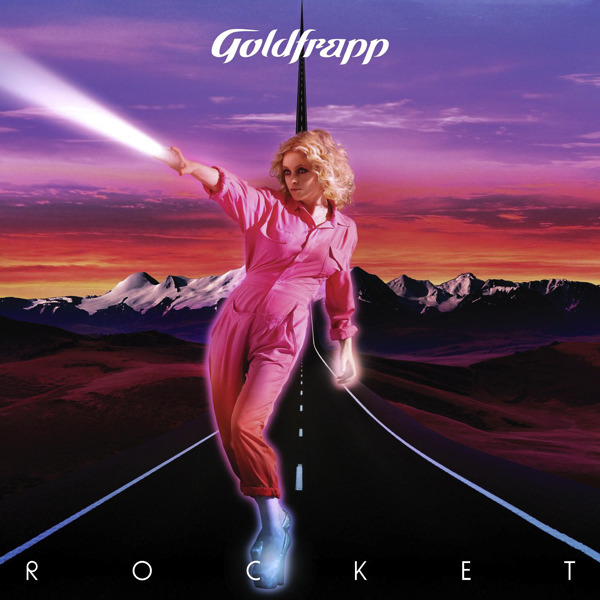 Goldfrapp Rocket single