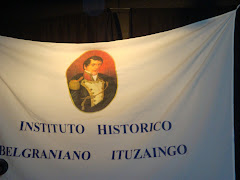 """""""INSTITUTO HISTORICO BELGRANIANO"""" de ITUZAINGO (23/10/2010)"""