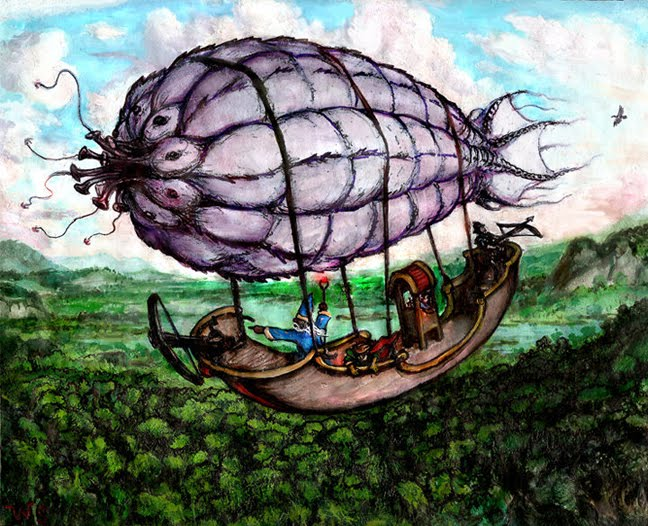 Walter Simon - Fantasy Art