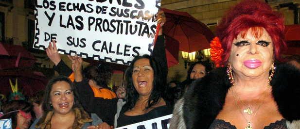 raval prostitutas mujere protituta
