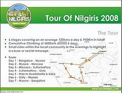 Tour of Nilgiris 2008