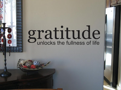 Gratitude Unlocks the Fullness of Life