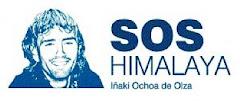 """Colabora con la fundación de Iñaki Ochoa de Olza """"SOS HIMALAYA"""""""