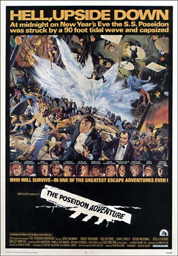 Poseidon Adventure (1972) Ronald Neame