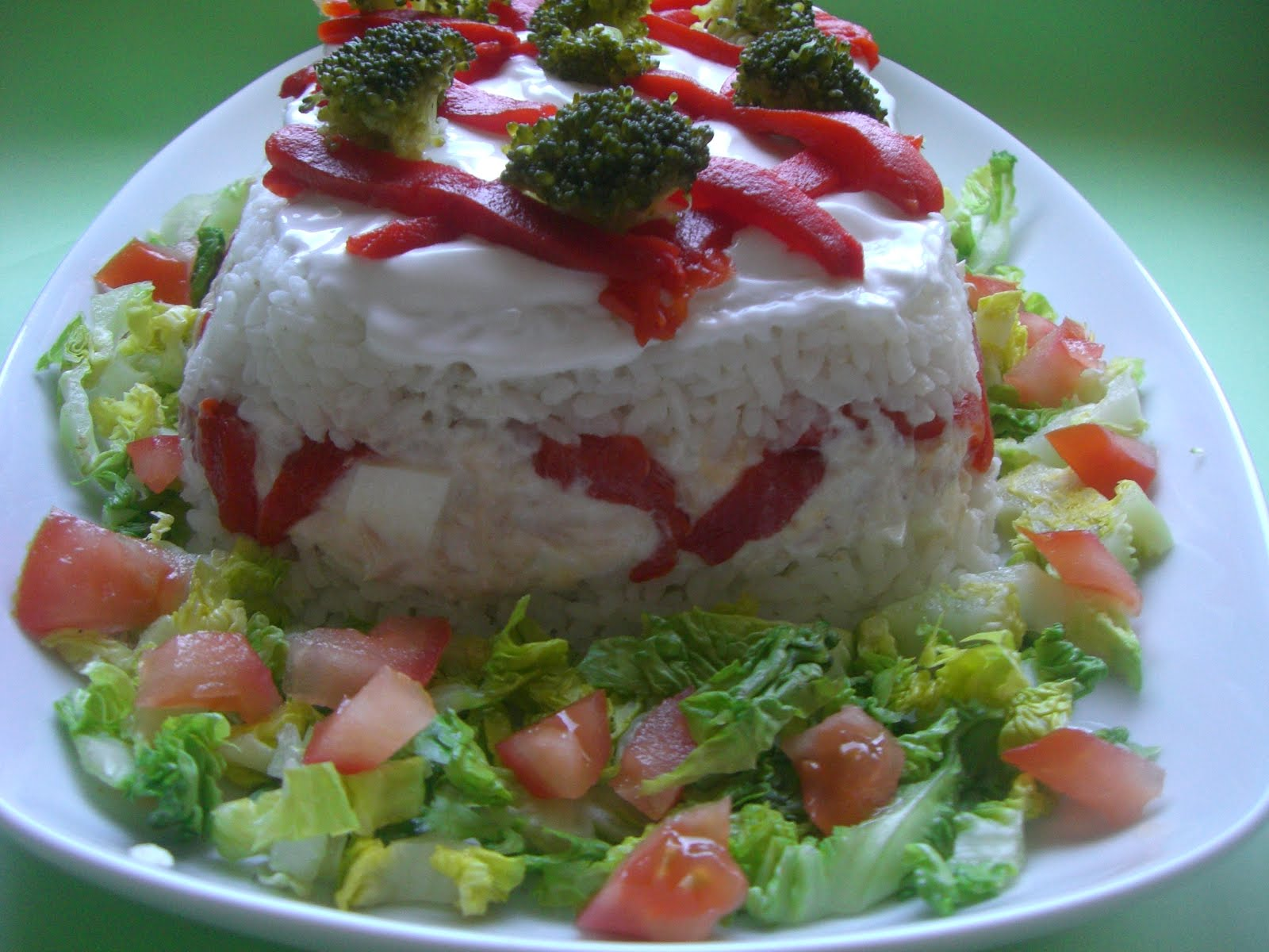 Concha cocina pastel de arroz for Cocina 5 ingredientes jamie