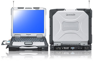 Panasonic toughbook 19 and Panasonic toughbook 30