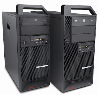 LENOVO THINKSTATION - Workstation Computer Review
