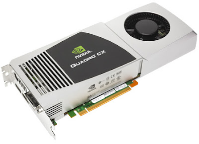 Product Graphic card series nVIDIA Quadro