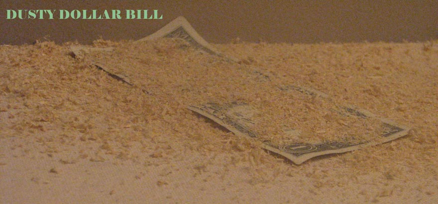 Dusty Dollar Bill