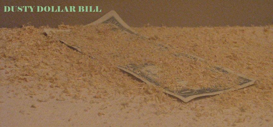 Dusty Dollar Bill