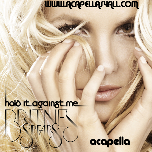 britney spears hold it against me album cover. the Britney Spears - Hold