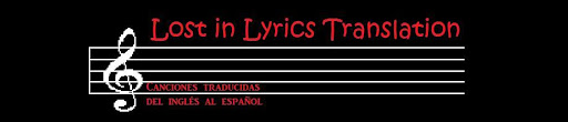 Lost in Lyrics Translation: Canciones traducidas