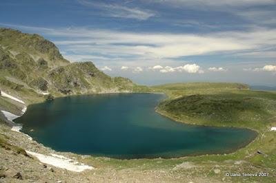Seven Rila Lakes Kindney Седемте рилски езера