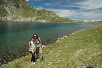 Seven Rila Lakes Седемте рилски езера