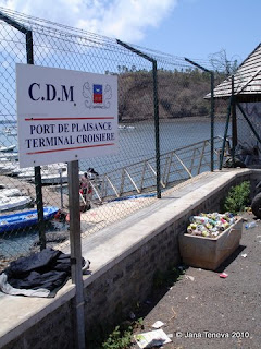 Mayotte garbage
