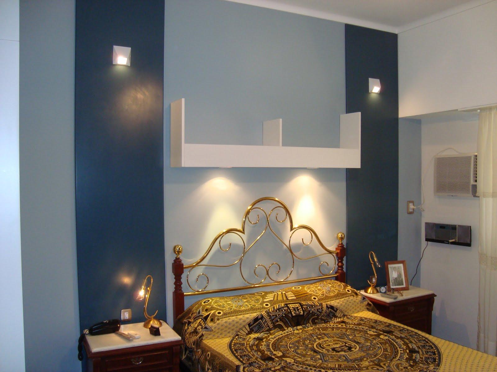 Deco vanguardia dormitorio con aires de mar for Ejemplo de dormitorio deco