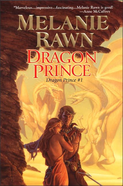 Best Fantasy Book Cover Art : Adventures in reading dragon prince by melanie rawn