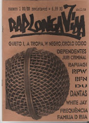 revista raplongavida com CD 6.99_R$