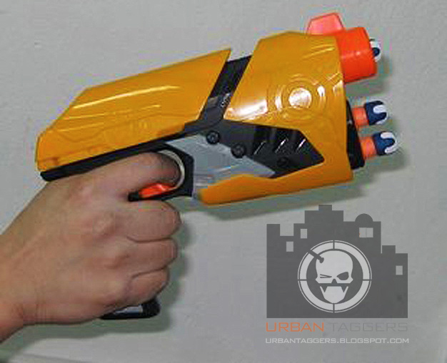 barricade nerf gun. very cool Barricade Clip