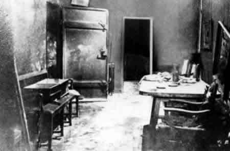 Operación Barbarroja: testimonios desde Occidente Bunker+de+hitler