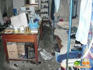 Inilah Apartemen Paling Jorok Di China