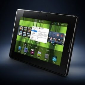 Harga BlackBerry PlayBook, Spesifikasi BlackBerry PlayBook